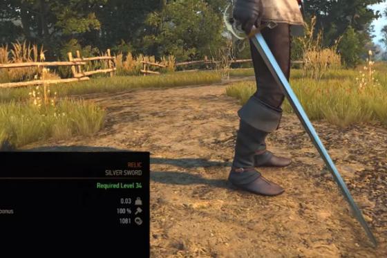 Где найти лучшие мечи в Ведьмак 3: Дикая охота